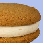 Pumpkin Spice Cookie Sandwiches